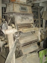Old mille machinery Gyanta Bihor county